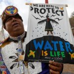 Why is water sacred to Native Americans?
