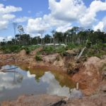 Mining's big environmental footprint in the Amazon
