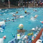 Joburg school fills swimming pool with plastic to teach students a lesson