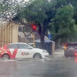 Fallen trees, traffic and flooding – rain wreaks havoc in Johannesburg