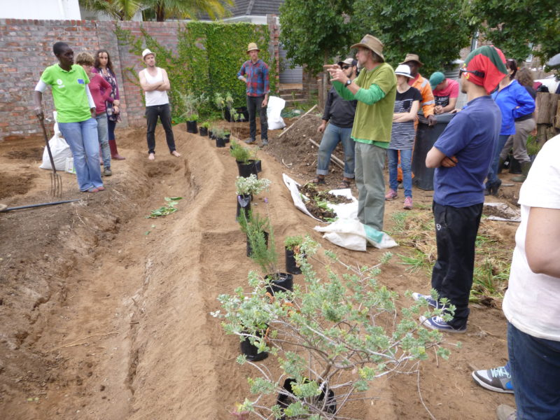 Take The Path Of Abundance With Permaculture Design Course The
