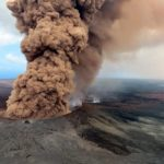 Hawaii's erupting volcano shows no sign of slowing down