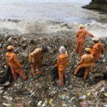 Rising tide of rubbish threatens Dominican Republic's golden shores