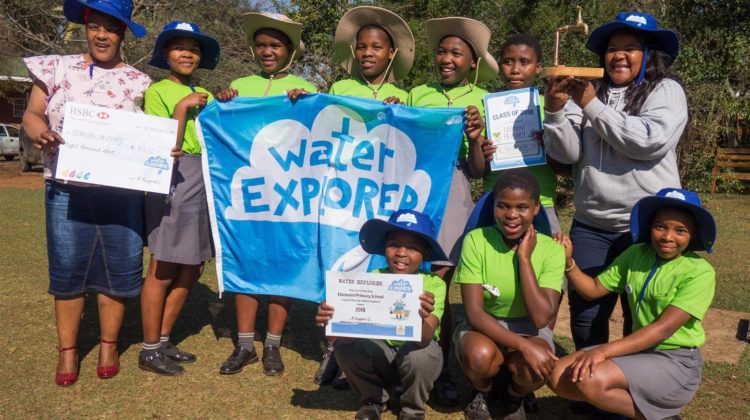 KZN rural school's water team heads to London