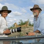 Wildlife photographer Beverly Joubert is determined to save big cats