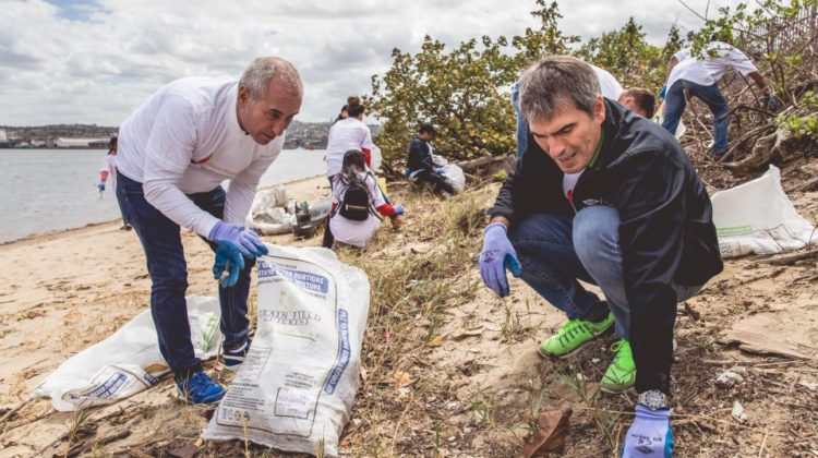An impactful partnership for the environment