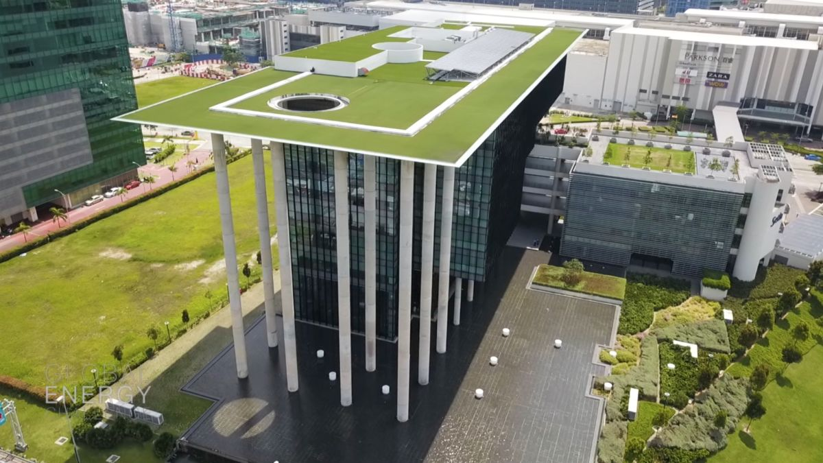 Malaysia Is Fighting The Climate Crisis With Green Architecture