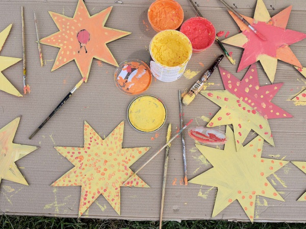 Painting suns.res