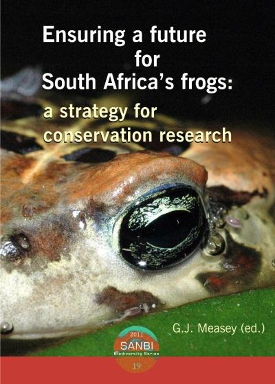 endangered frogs harvey measey research 3