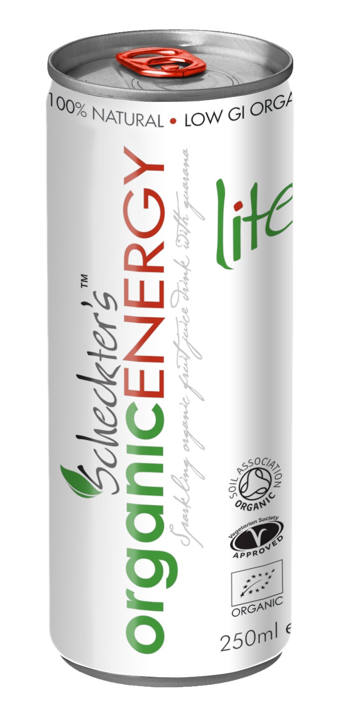 Scheckters organic energy - can