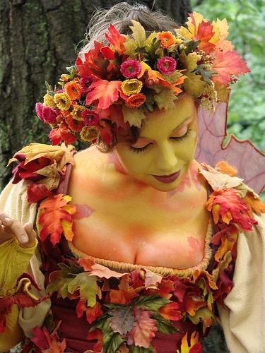eco fashion - autumn