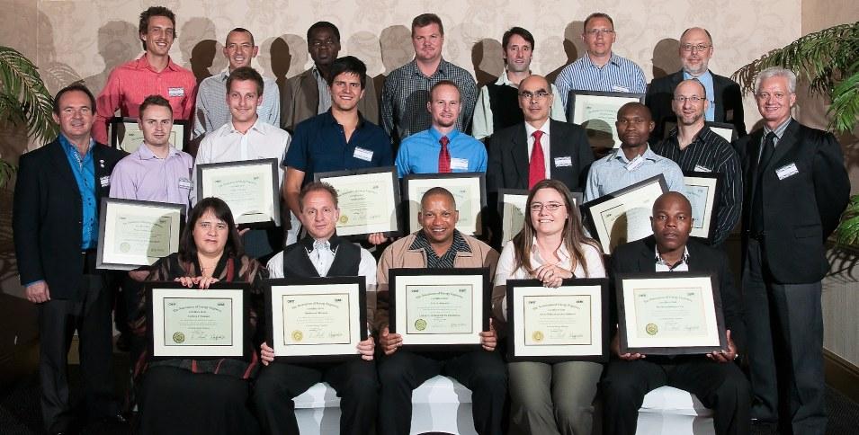 AEE training awards CEM pic