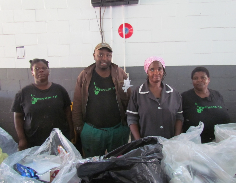 5 - the sorting team