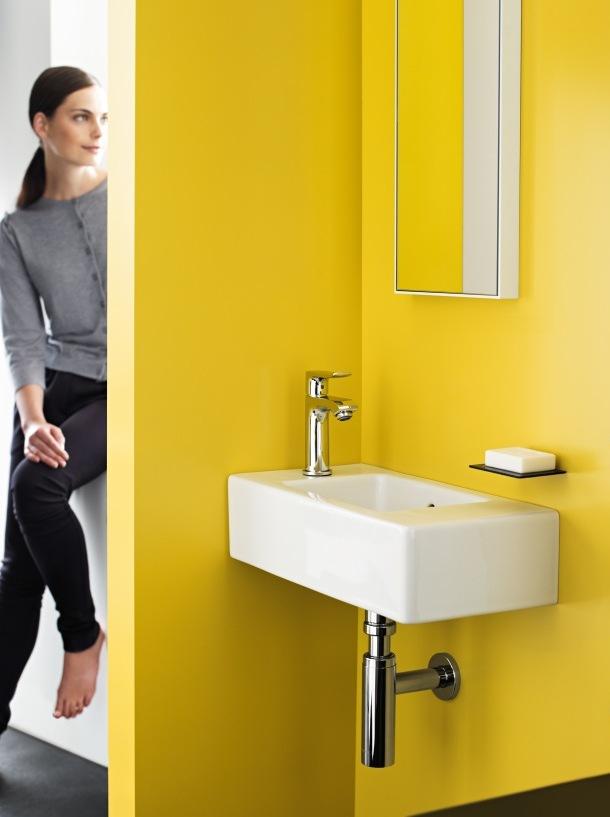 Hansgrohe Metris 100 Bathroom Ambience