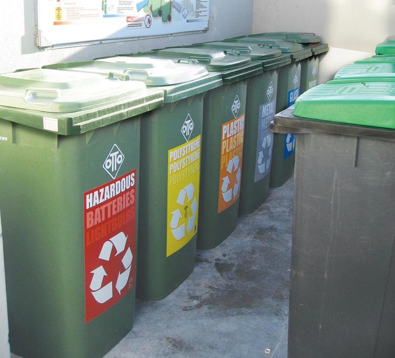 Office Waste Area