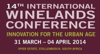 2014 International Winelands Conference2