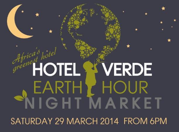Hotel Verde Earth Hour Night Market