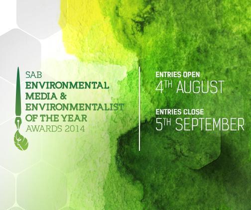 SAB Environmental Media & Environmentalist Awards 2014