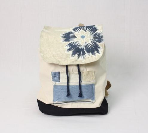 fabric sample bags lightblue