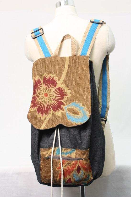 fabric sample bags