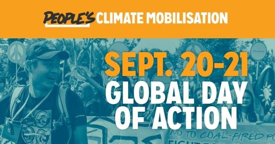 people's climate mobilization joburg