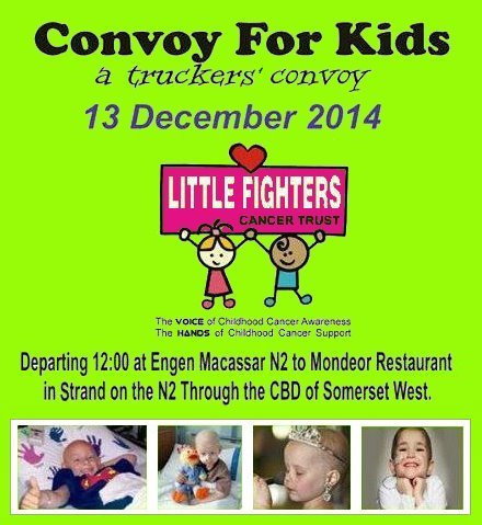 Rock Star Party & Toy Convoy for Little Cancer Fighters
