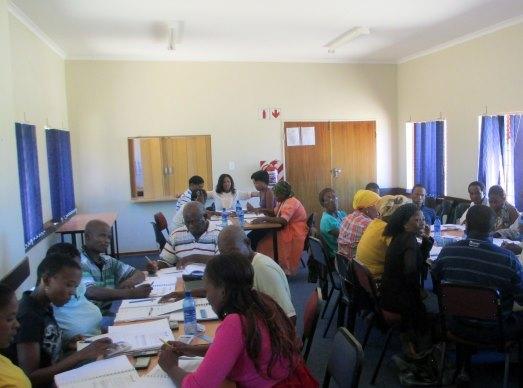 PETCO Mafikeng Training Collectors