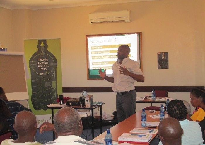 PETCO Mafikeng Training Collectors2