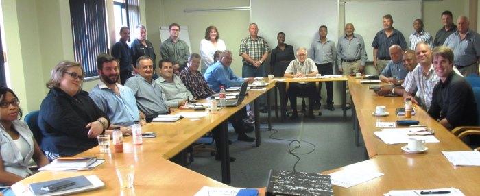 Members of SAPPMA' Technical Committee