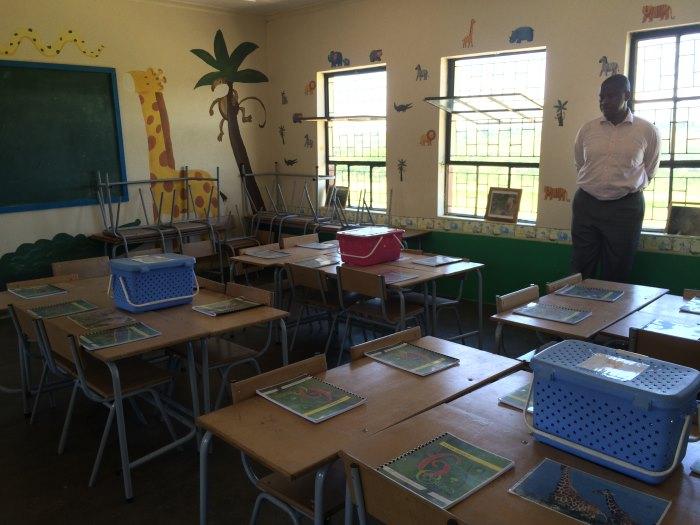 Ecology classroom