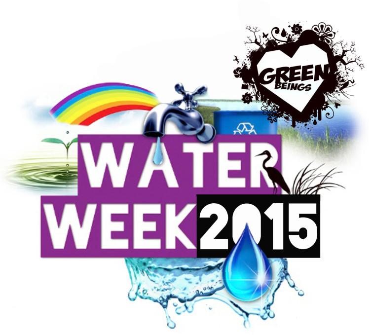 Water Week Logo