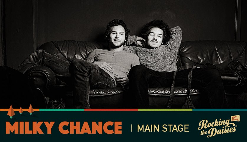 Rocking The Daisies 2015 Milky Chance2