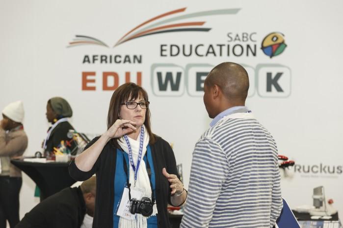 SABC Education African EduWeek conference and exhibition2