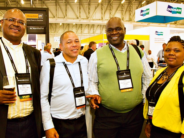 DistribuTECH Africa and POWER-GEN Africa conferences