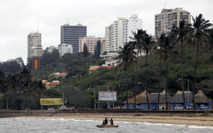 Mozambique fishermen climate change