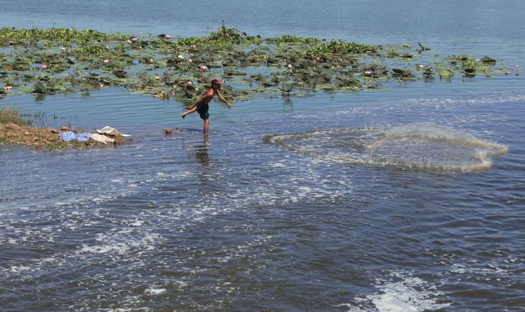 cambodia fishing climate change