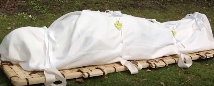 death matters funeral burial documentary