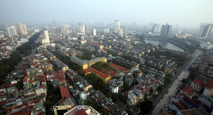 hanoi vietnam climate change