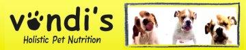 vondis holistic pet food