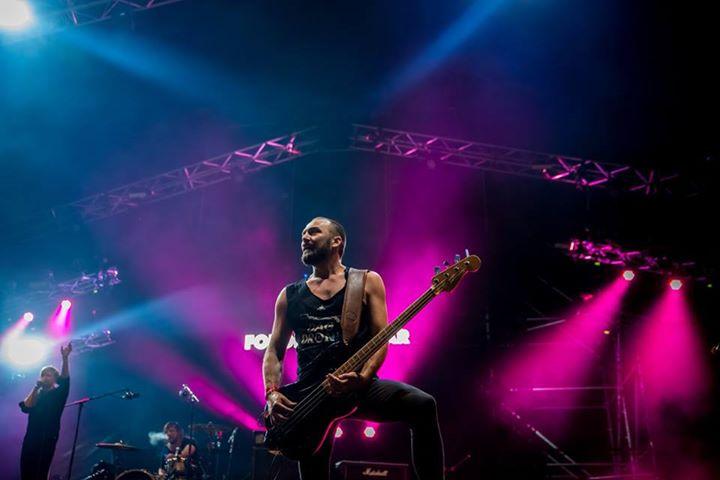 Fokofpolisiekar bassist Wynand Myburgh