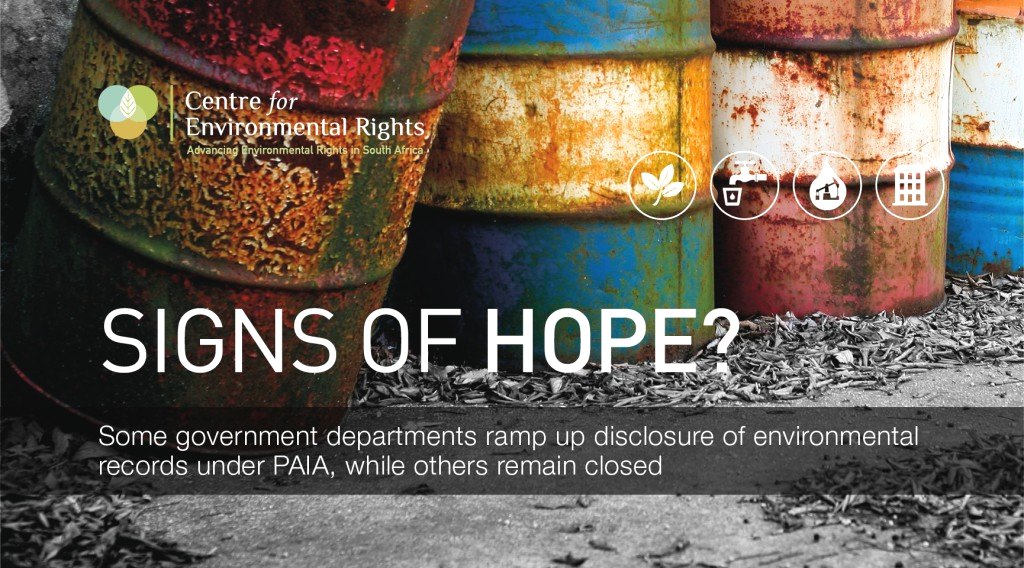centre environmental rights water mining transparency report