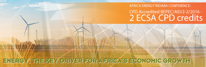 Africa Energy Indaba 2016 - 5