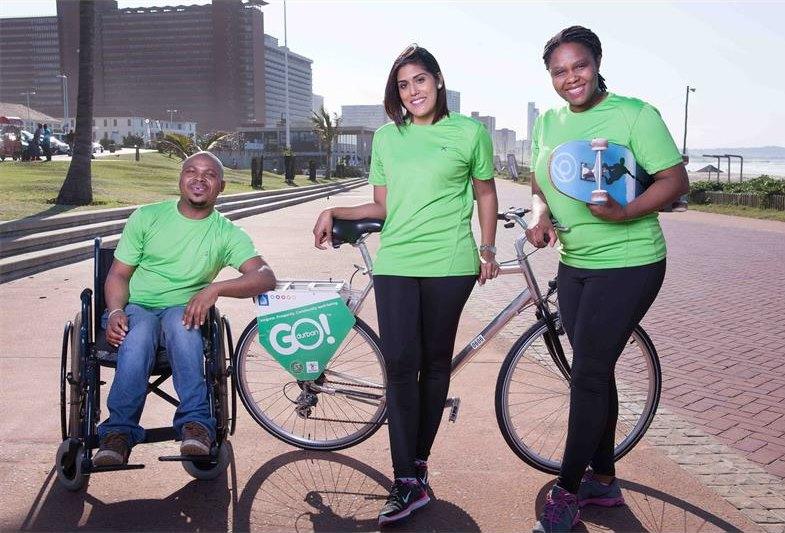 Go Durban Sustainable Living Exhibition Transport Rapid-4