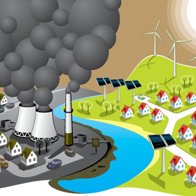 Recycling vs incineration